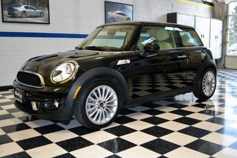 2012 MINI Cooper Hardtop for sale at Blue Line Motors in Winchester VA