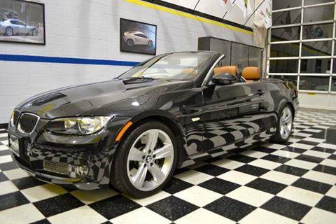 2008 BMW 3 Series for sale at Blue Line Motors in Winchester VA
