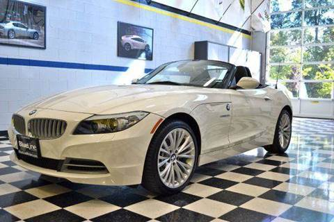 2013 BMW Z4 for sale at Blue Line Motors in Winchester VA