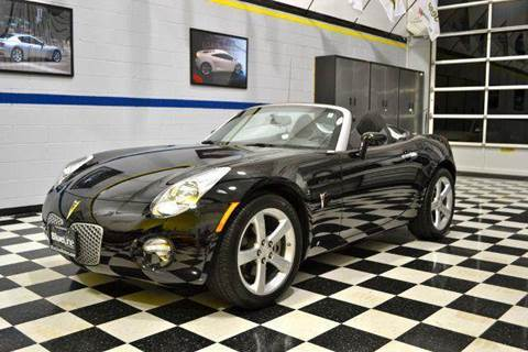 2008 Pontiac Solstice for sale at Blue Line Motors in Winchester VA