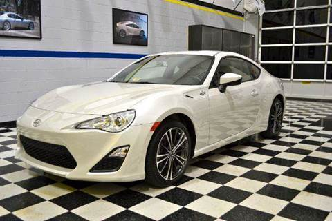 2013 Scion FR-S for sale at Blue Line Motors in Winchester VA