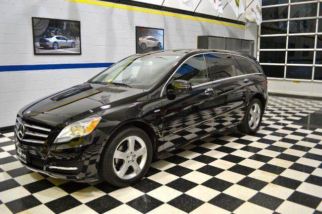 2012 Mercedes-Benz R-Class for sale at Blue Line Motors in Winchester VA