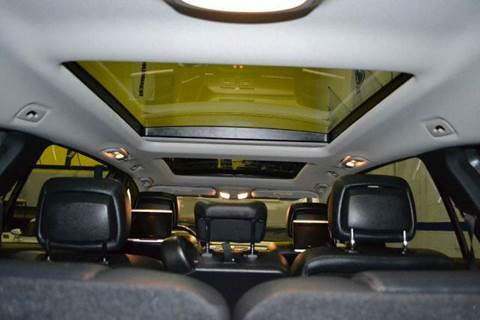 2012 Mercedes-Benz R-Class R350 BLUETEC w/ 3rd Row In