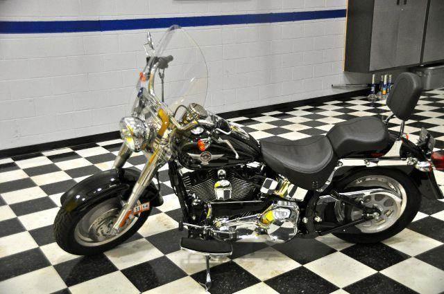 """2006 Harley-Davidson FLSTF """"FATBOY"""" for sale at Blue Line Motors in Winchester VA"""