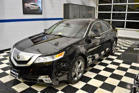 2011 Acura TL for sale at Blue Line Motors in Winchester VA