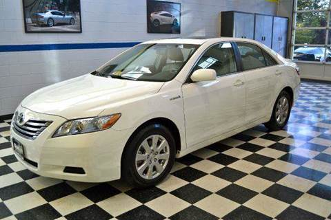 2009 Toyota Camry Hybrid for sale at Blue Line Motors in Winchester VA