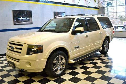 2007 Ford Expedition EL for sale at Blue Line Motors in Winchester VA