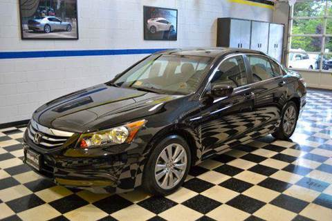 2011 Honda Accord for sale at Blue Line Motors in Winchester VA