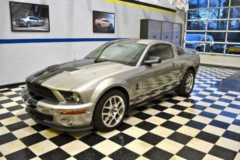 2008 Ford Mustang for sale at Blue Line Motors in Winchester VA