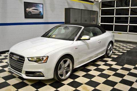 2013 Audi S5 for sale at Blue Line Motors in Winchester VA