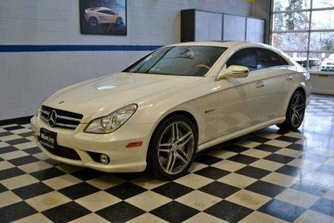 2009 Mercedes-Benz CLS-Class for sale at Blue Line Motors in Winchester VA