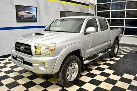 2007 Toyota Tacoma for sale at Blue Line Motors in Winchester VA