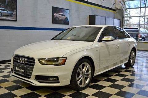 2014 Audi S4 for sale at Blue Line Motors in Winchester VA