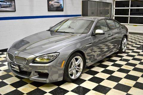 2014 BMW 6 Series for sale at Blue Line Motors in Winchester VA
