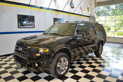 2010 Ford Expedition EL for sale at Blue Line Motors in Winchester VA