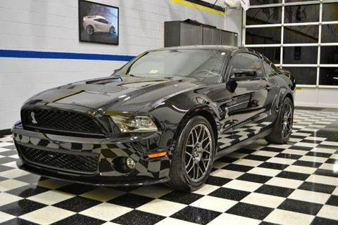2011 Ford Mustang for sale at Blue Line Motors in Winchester VA