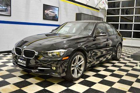 2013 BMW 3 Series for sale at Blue Line Motors in Winchester VA