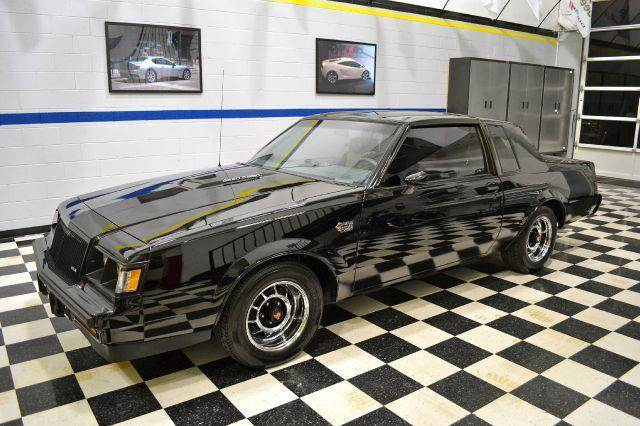 1987 Buick Regal for sale at Blue Line Motors in Winchester VA