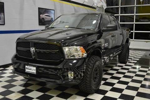 2014 RAM Ram Pickup 1500 for sale at Blue Line Motors in Winchester VA