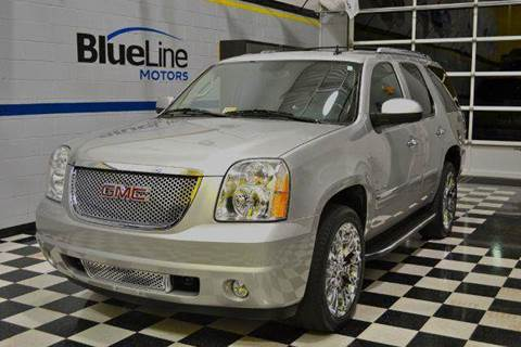 2011 GMC Yukon for sale at Blue Line Motors in Winchester VA