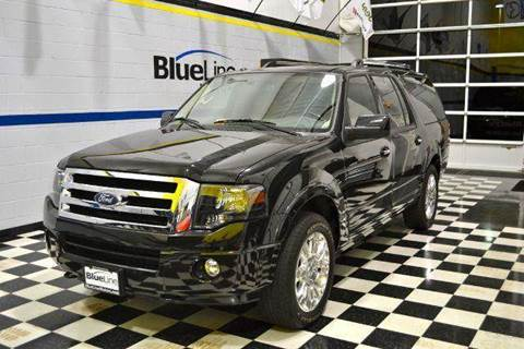 2013 Ford Expedition EL for sale at Blue Line Motors in Winchester VA