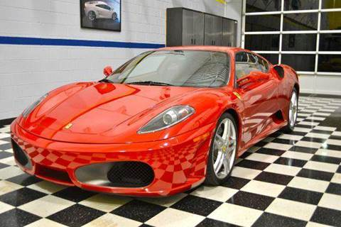 2005 Ferrari F430 for sale at Blue Line Motors in Winchester VA