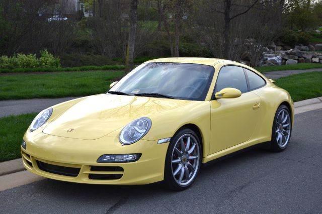 2007 Porsche 911 for sale at Blue Line Motors in Winchester VA