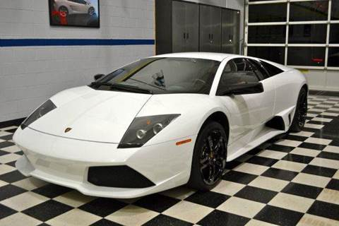 2009 Lamborghini Murcielago for sale at Blue Line Motors in Winchester VA
