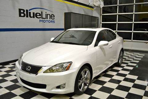 2009 Lexus IS 350 for sale at Blue Line Motors in Winchester VA