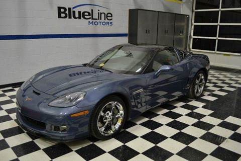 2011 Chevrolet Corvette for sale at Blue Line Motors in Winchester VA