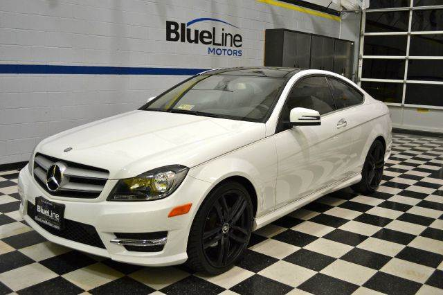 2013 Mercedes-Benz C-Class for sale at Blue Line Motors in Winchester VA