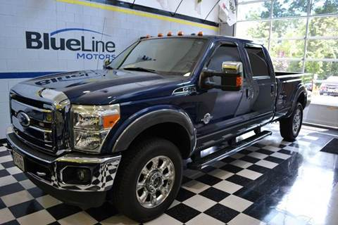 2011 Ford F-350 Super Duty for sale at Blue Line Motors in Winchester VA