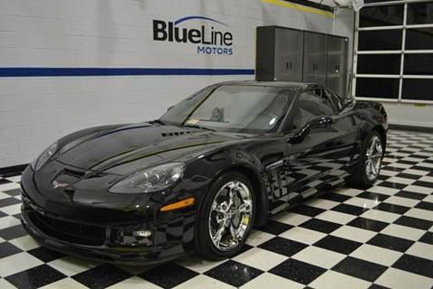 2013 Chevrolet Corvette for sale at Blue Line Motors in Winchester VA