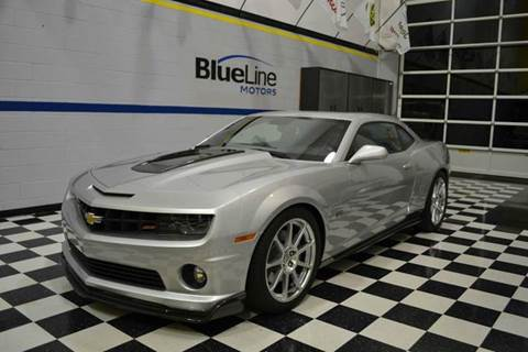 2010 Chevrolet Camaro for sale at Blue Line Motors in Winchester VA