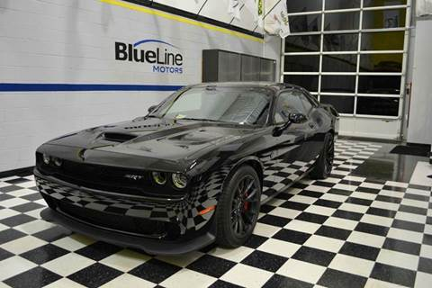 2015 Dodge Challenger for sale at Blue Line Motors in Winchester VA