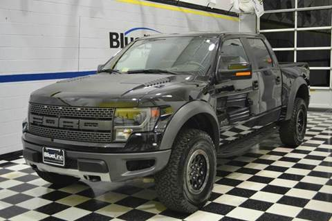 2014 Ford F-150 for sale at Blue Line Motors in Winchester VA