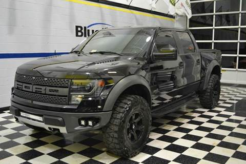 2013 Ford F-150 for sale at Blue Line Motors in Winchester VA