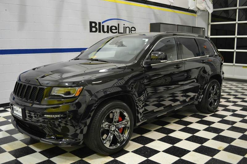 2015 Jeep Grand Cherokee for sale at Blue Line Motors in Winchester VA