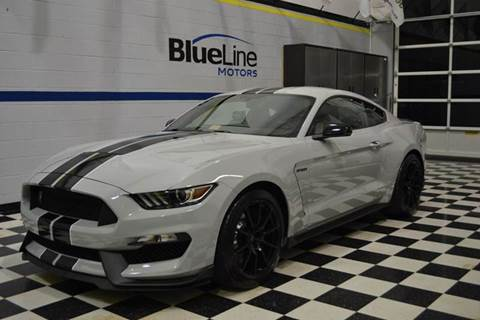 2016 Ford Shelby GT350 for sale at Blue Line Motors in Winchester VA
