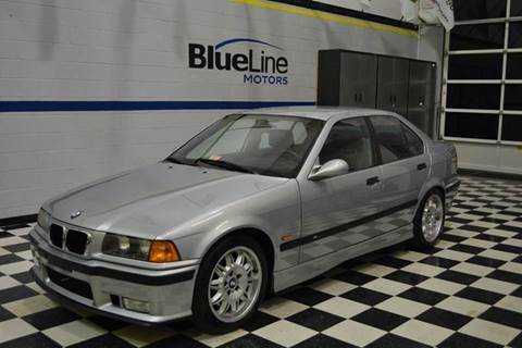 1998 BMW M3 for sale at Blue Line Motors in Winchester VA