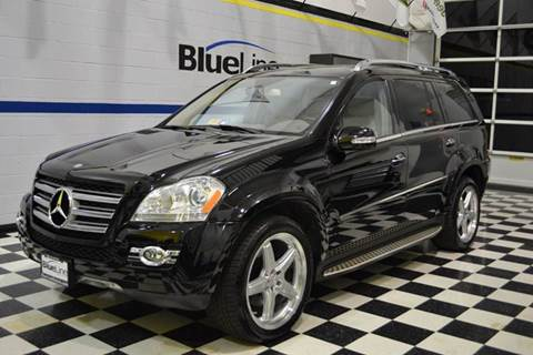 2008 Mercedes-Benz GL-Class for sale at Blue Line Motors in Winchester VA