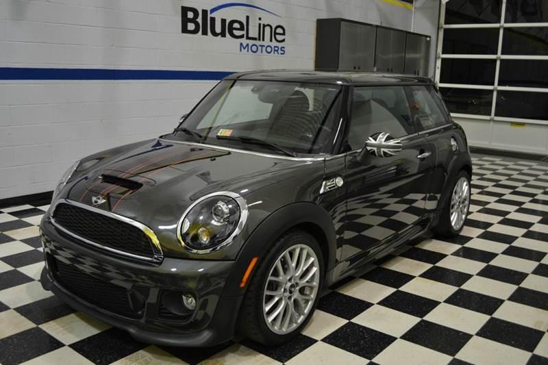 2013 MINI Hardtop for sale at Blue Line Motors in Winchester VA