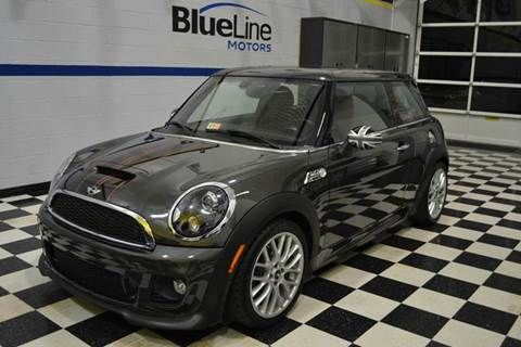 2013 MINI Hardtop for sale at Blue Line Motors in Winchester VA
