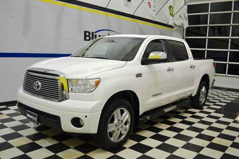 2011 Toyota Tundra for sale at Blue Line Motors in Winchester VA