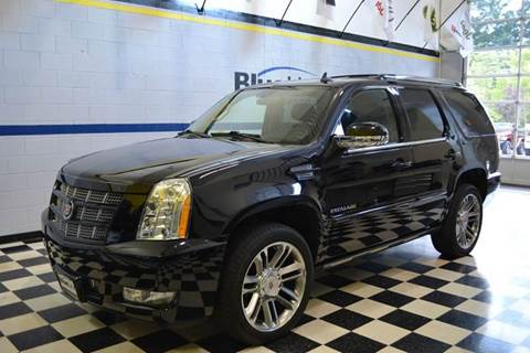 2014 Cadillac Escalade for sale at Blue Line Motors in Winchester VA