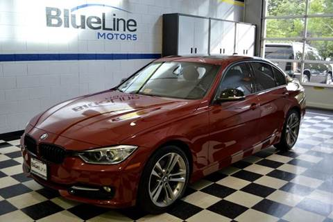 2012 BMW 3 Series for sale at Blue Line Motors in Winchester VA
