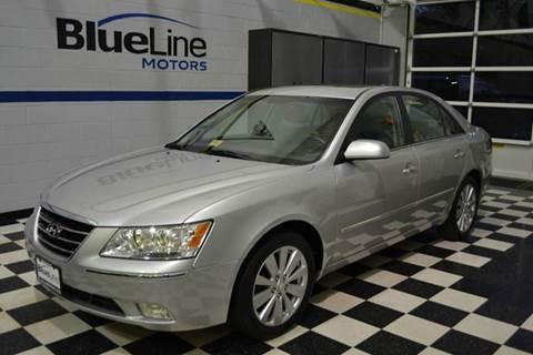 2009 Hyundai Sonata for sale at Blue Line Motors in Winchester VA