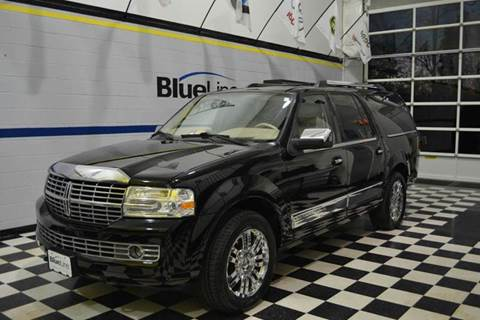 2008 Lincoln Navigator L for sale at Blue Line Motors in Winchester VA