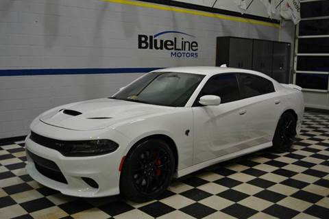 2016 Dodge Charger for sale at Blue Line Motors in Winchester VA