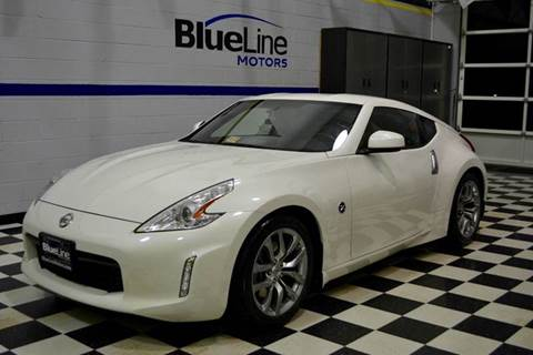 2013 Nissan 370Z for sale at Blue Line Motors in Winchester VA